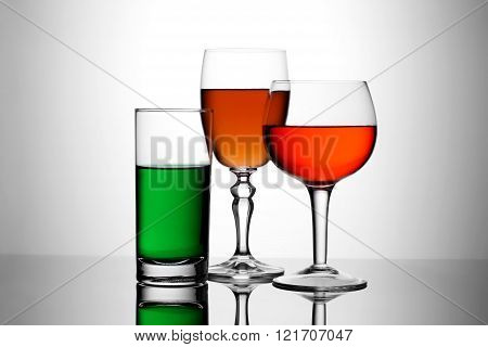 Drinks Colorful