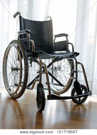 Modern Lightweight Wheelchair To Help Disabled People