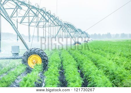 agriculture irrigation machine