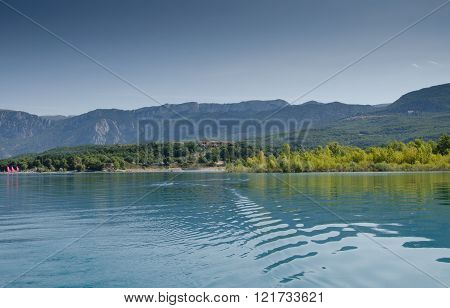 lake of verdon