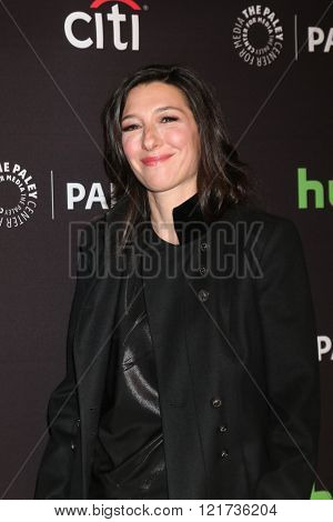 LOS ANGELES - MAR 13:  Ali Adler at the PaleyFest Los Angeles - Supergirl at the Dolby Theater on March 13, 2016 in Los Angeles, CA