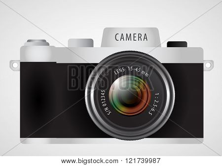 Mirrorless Interchangeable Lens Digital Photo Camera