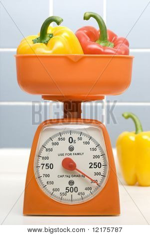 Scale And Peppers