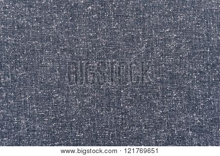 Abstract Speckled Texture Rough Fabric Of Violet Color