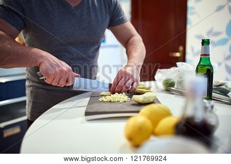 Cooking At Home