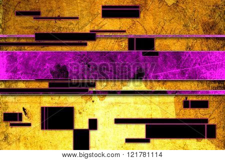 A very nice abstract color design art, good for any design and for printing.