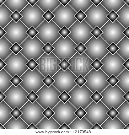 Gray abstract seamless texture pattern