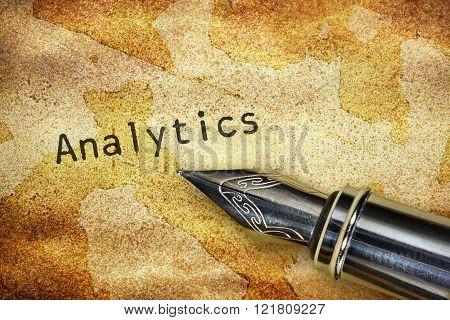 Pen And Word Analytics