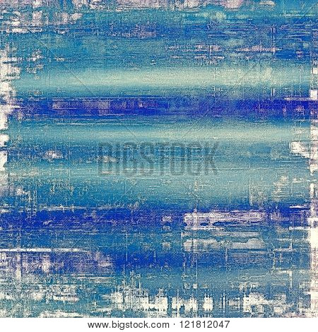 Colorful grunge background, tinted vintage style texture. With different color patterns: blue; cyan; gray; white
