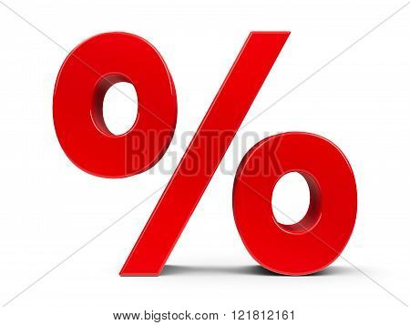 Red Percent #4