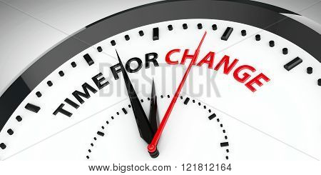 Clock - Time For Change #2