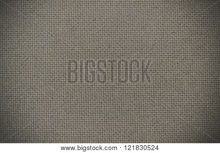 Brown Fabric Texture Background ,vintage Tone