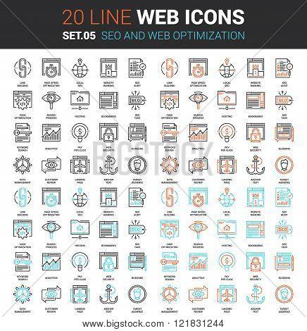 SEO and Web Optimization