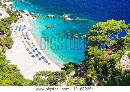 most beautiful beaches of Greece - Apella in Karpathos