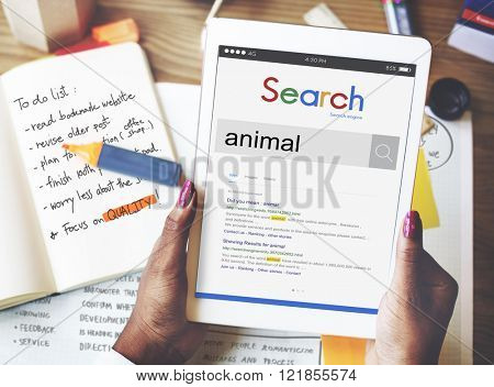 Animal Meaning Definition Search Results Concept