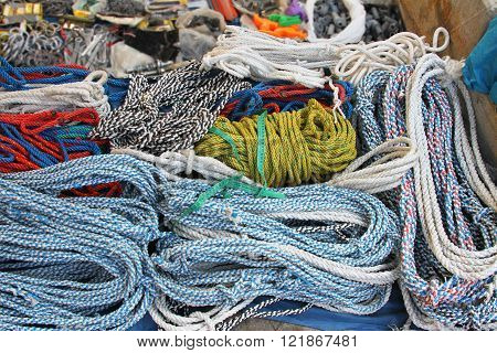 Display Of Colored Rope Market