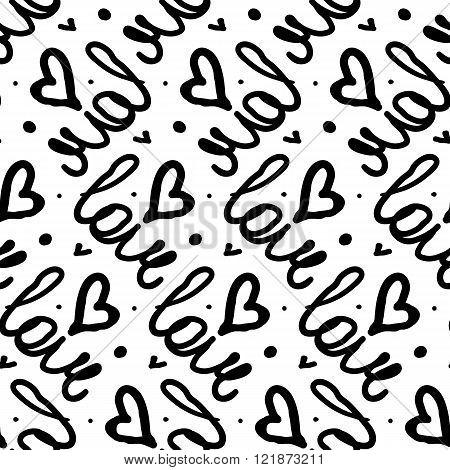 Love letters pattern