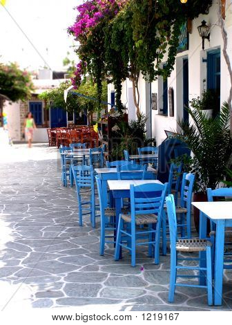 Greek Cafe