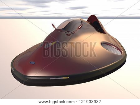 Car hovercraft picture 1