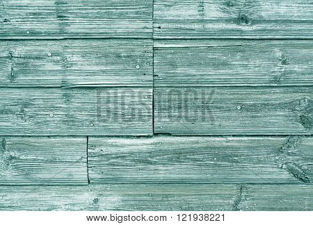 Navy Blue Weathered Wooden Wall Texture.