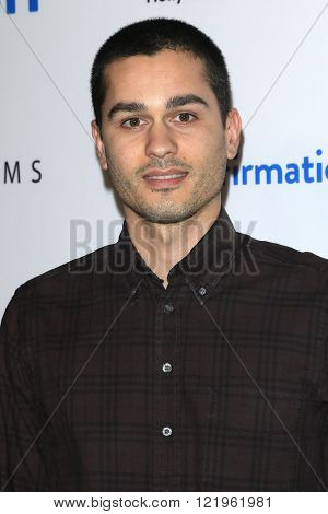 LOS ANGELES - MAR 15: Ness Saban at the premiere of Saban Films' 'The Confirmation' at NeueHaus on March 15, 2016 in Los Angeles, California