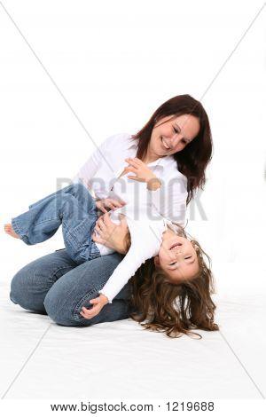Tickle Me niño
