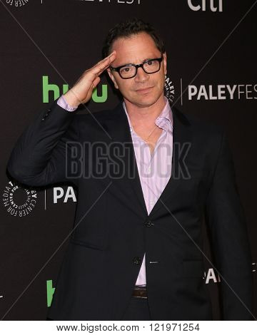 LOS ANGELES - MAR 15:  Joshua Malina at the PaleyFest Los Angeles - Scandal at the Dolby Theater on March 15, 2016 in Los Angeles, CA