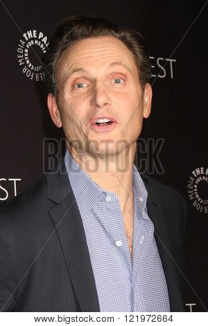 LOS ANGELES - MAR 15:  Tony Goldwyn at the PaleyFest Los Angeles - Scandal at the Dolby Theater on March 15, 2016 in Los Angeles, CA