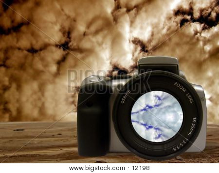 Digital SLR - Sky Series