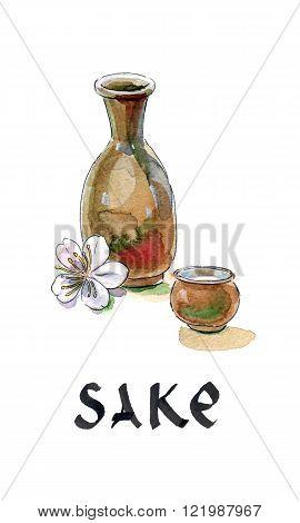 Sake,
