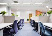 pic of business-office  - Modern office interior - JPG