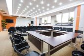 pic of interior  - Modern office interior Boardroom - JPG
