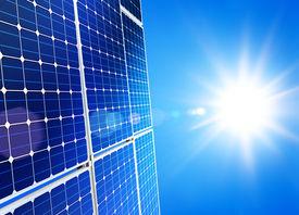 pic of solar battery  - Renewable - JPG