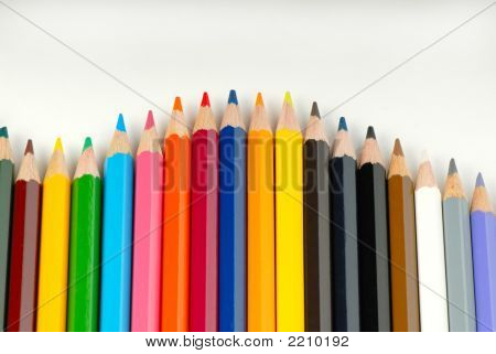 Multi-Coloured Pencils
