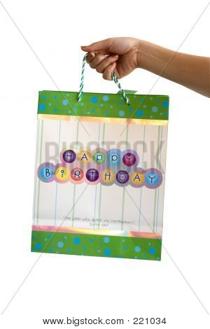 Christian Birthday Bag