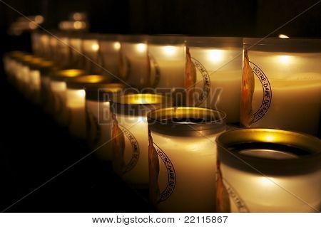 Worship Candles