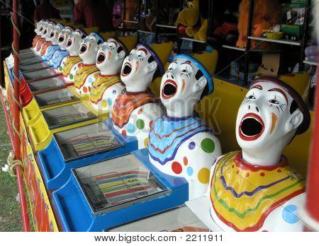 Feed The Clowns