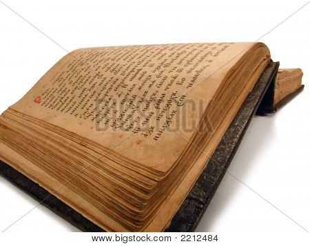 Ancient Book Psalter