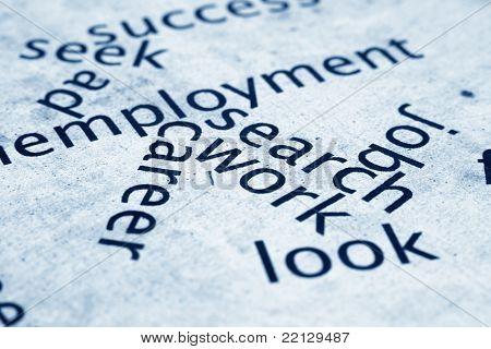 Concepto de empleo