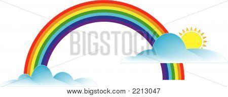 Rainbow-2Clouds_Vec.Eps