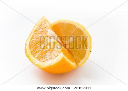 Orange End Lemon