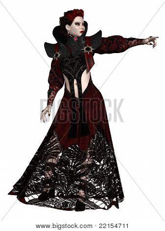 Fantasy Halloween Figure