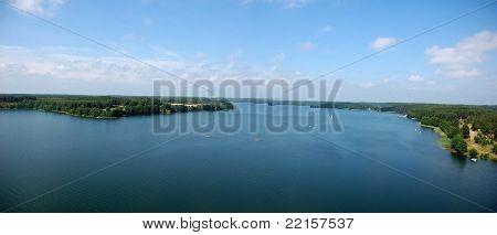 Lake Wdzydze