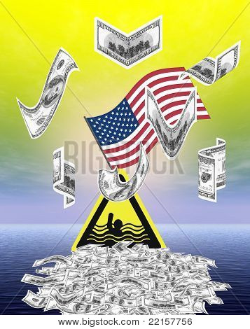 The fiscal crisis in the USA