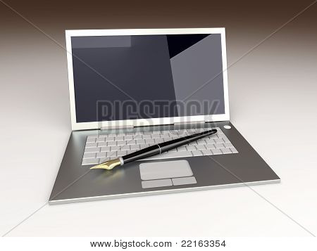 Digital Writer...
