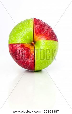 Hybrid Apple