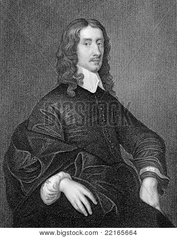 John Selden (1584-1654). Engraved by W.Holl  and published in Portraits And Memoirs Of The Most Illustrious Personages encyclopedia, United Kingdom, 1836.