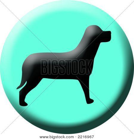 Dog Button