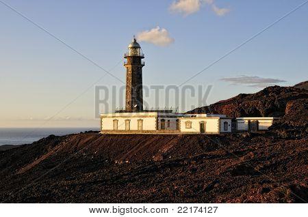 Lighthouse Faro De Orchilla, El  Hierro
