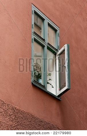 Old Open Windows